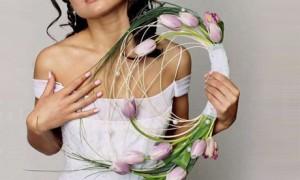 Тюльпаны невесте