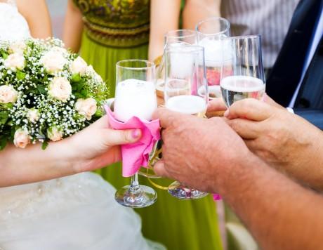 Живите в мире и согласье - Свадьба