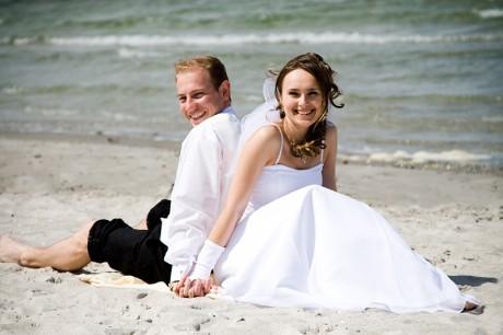 Естественная свадебная фотосъемка