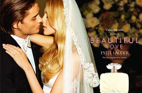 Духи для страстной невесты от Estee Lauder Beautiful Love