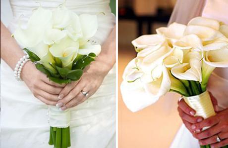 Цветы для невесты 2012 букет роз с доставкой в москве