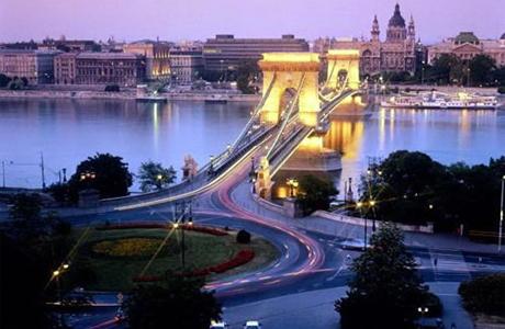 Будапешт - город любви