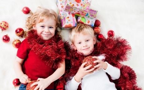 Конкурсы для детей на новогодней свадьбе