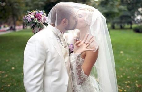 Илья Гажиенко и Ольга Агибалова: свадьба