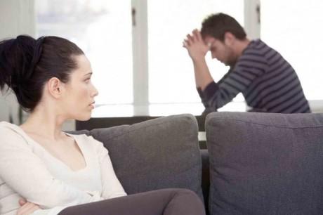 Семейные пары ссорятся