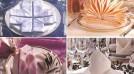 Как красиво сложить цветные свадебные салфетки (видео)