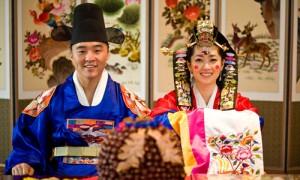 Свадьба по корейски