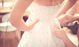 Корсет невесты
