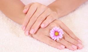 Как добиться гладкости рук перед свадьбой