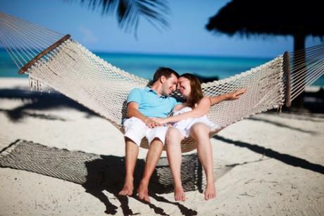 Медовый месяц по фэн-шуй: место отдыха