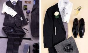 Мужской свадебный стиль
