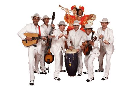 Оригинальная музыка для латино-свадьбы