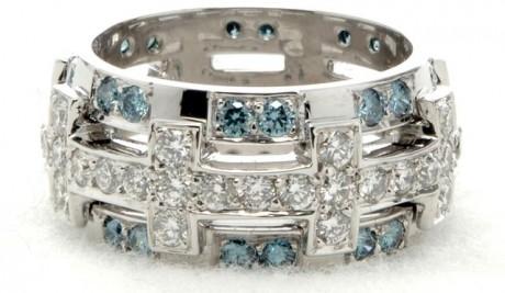 Свадебное кольцо для Тельца