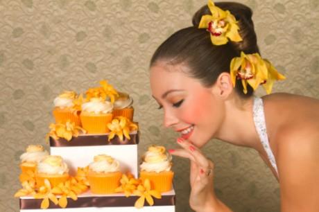 Свадебное меню: торт