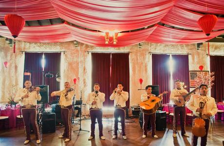 Музыка на свадьбу в стиле латино