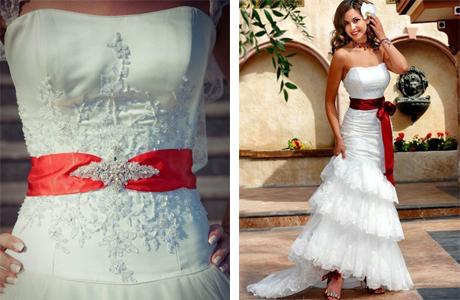 Организация свадьбы по фэн-шуй: платье невесты