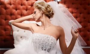 Свадебное платье на Новый Год