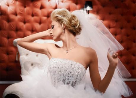 Свадебное платье на Новый Год 2012