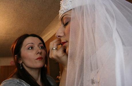 Невесту соберают