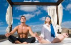 Семейное хобби - йога