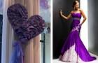 Серебряный, фиолетовый, белый - палитра твоей свадьбы
