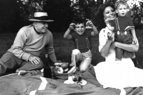 Софи Лорен, Карло Понти: семейная жизнь