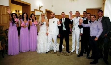 Свадьба Ильи Гажиенко и Ольги Агибаловой: свидетели