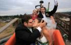 Свадьба на американских горках