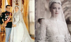 Свадебное платье Грейс Келли