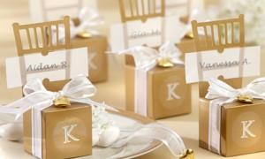 Свадебные бонбоньерки