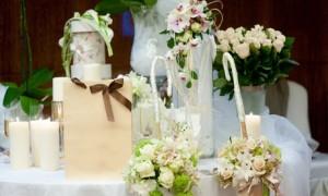 Свадебные букеты - модные тренды