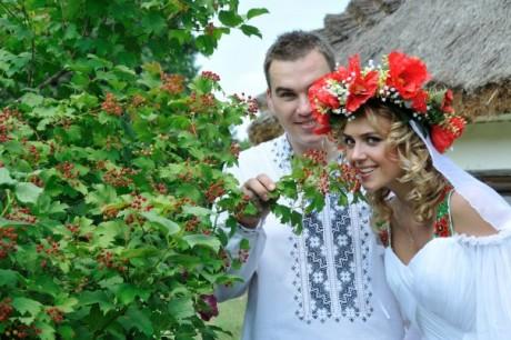 Свадебные приметы  в Украине