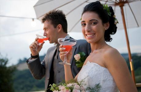 Свадебный коктейль