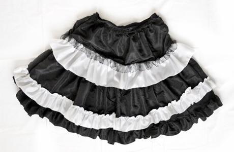 Нижняя юбка из тафты