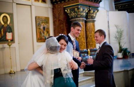 Поздравления с венчанием