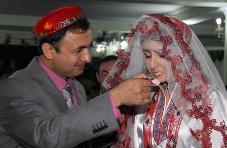 Свадьба по таджикски