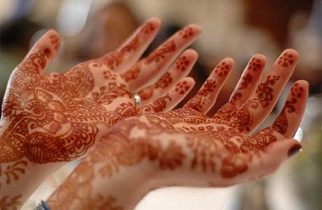 Татуировка невесты