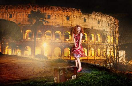 Твой медовый месяц в Риме: Колизей