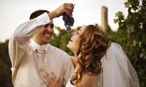 Твоя виноградная свадьба