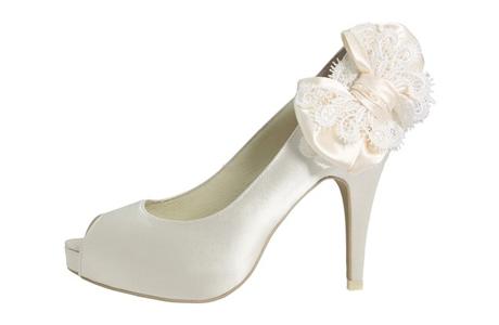 Свадебные туфельки для невесты