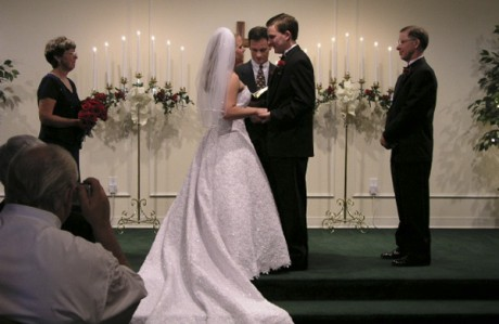 Свадьба аристократов
