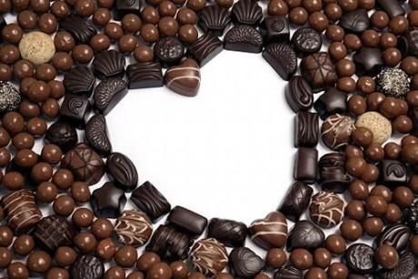 Второй день свадьбы: шоколад