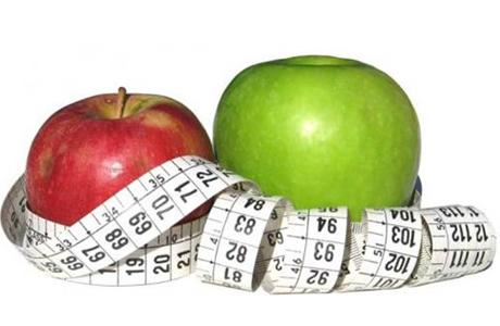 Яблоки для похудения перед свадьбой
