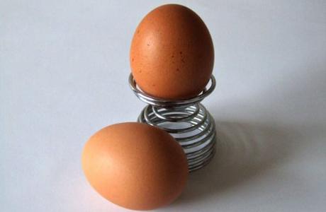 Яйца - дополнительная энергия после свадьбы
