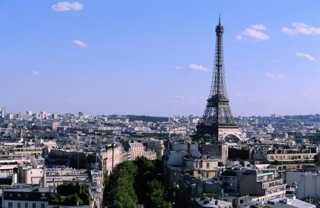 Жилье для медового месяца в Париже