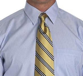 Как вязать галстук - 3946