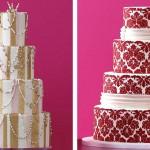 Свадебный торт может стать и главной драгоценностью на вашем празднике, если оформить его как украшение невесты