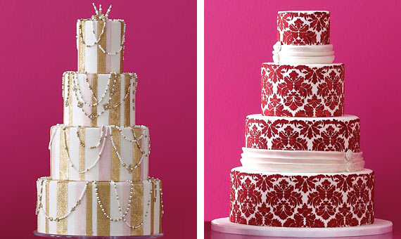 Торт на свадьбе как украшение невесты