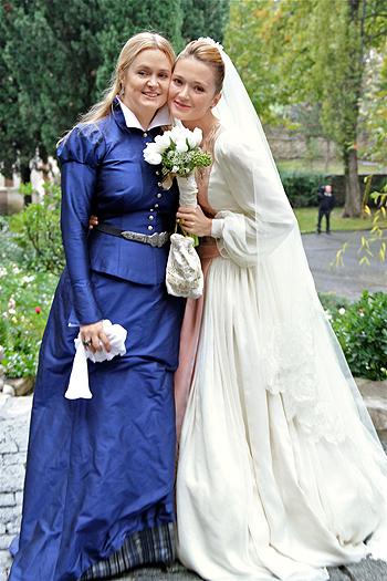 Роли для свадьбы
