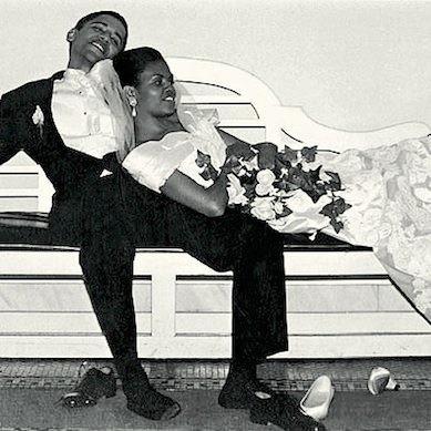 Фарфоровая свадьба: Барак и Мишель Обама 20 лет вместе